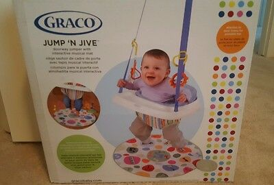 Graco - Baby Door Jumper - Jump n Jive