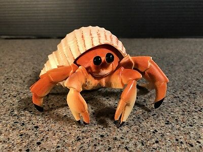 Safari Ltd Incredible Creatures Hermit Crab figure