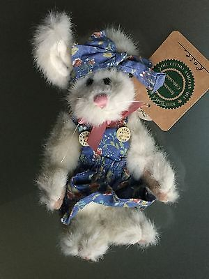 Boyds Bears & Friends Rose Rabbit Plush The Archive Collection