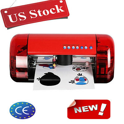 US Stock - 110V A3 Size CUTOK Vinyl Cutter and Plotter with Contour Cut Function