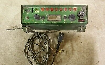 John Deere M-6000 Planter  Monitor 8 ROW  FREE SHIPPING