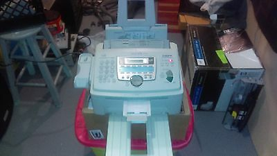 Panasonic High Speed Laser Monochrome Fax and Copier KX-FL511/TESTED/WORKING.