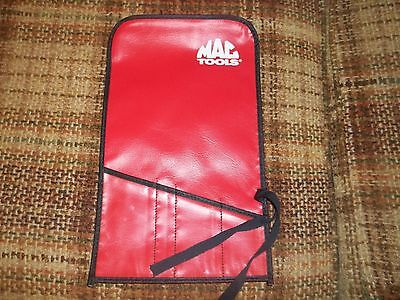 One Brand New Mac Roll Up Pouch Holds Four Tools