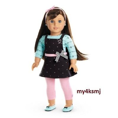 American Girl Grace's BAKING OUTFIT Set for Grace DOLL NOT INCLUDED ships TODAY