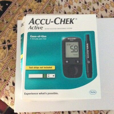 ACCUCHECK ACTIVE Blood Glucose Monitor