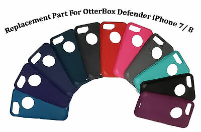 check out 3c53f 60c24 SILICONE SKIN OUTER Replacement for Otterbox Defender Case iphone 6 ...