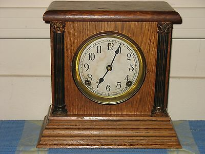 Sessions mantle clock for RESTORATION or PARTS