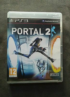 PlayStation 3 ps3 portal 2 game sony