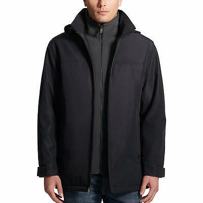 Weatherproof 1948 Ultra Tech Jacket - BLACK XL