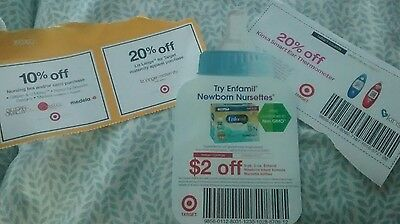 Enfamil Formula Coupons & other target coupons