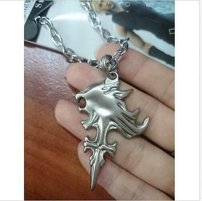 Final Fantasy VIII Squall Necklace Ring Cosplay Griever Cosplay Boy Men Gifts