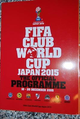 Fifa Club World Cup Japan 2015 - Official Programme