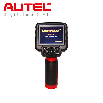 Autel Maxivideo MV400 8.5mm Car Digital Inspection Camera Engine Videoscope