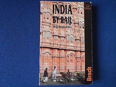 India by Rail by Royston Ellis - paperback