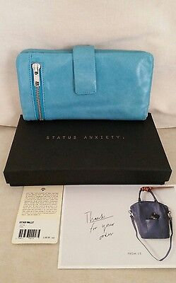 Status anxiety wallet Esther ~genuine leather~