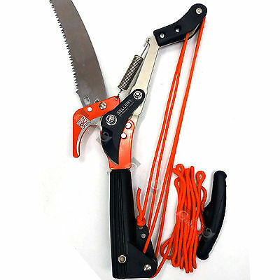 Sellery 4-pulley tree pruner with detachable saw blade (Head)
