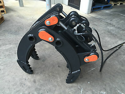 Excavator Grab (Bbb) Betta Bilt Buckets 3 Tonne Hydraulic Grab Call 1300 699 888