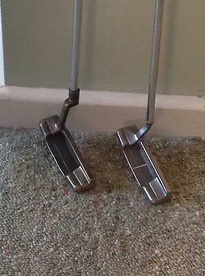 2 Ping golf putters