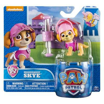 Nickelodeon Spin Master Paw Patrol Racers Action Pack Collectable Mini Figures