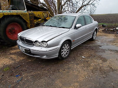 breaking 2 jaguar x types for spares all parts cheap