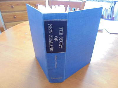 The Story of New Zealand by Arthur S Thomson