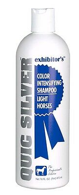 Exhibitor Labs Intensifying & Cleansing Shampoos QuicSilver QuicBlack QuicColor