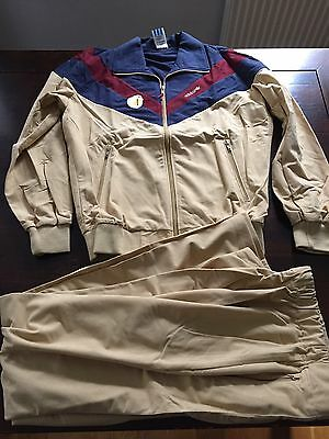 Vintage Adidas Track Suit 1980's Rare Made in West Germany D36 Deadstock Girls