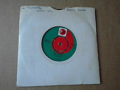 """BIRDIE Song"" - the TWEETS ~ Party Hits for XMAS ~ 7"" Sgle."