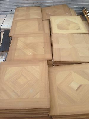 Solid Wood Square Flooring