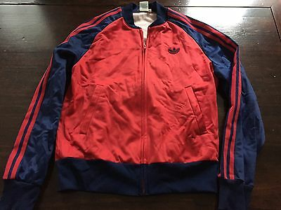 Vintage Adidas  Jacket. 1970's Rare Made in West Germany D40 Deadstock Girls