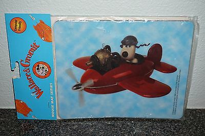 Nip Wallace And Gromit Mouse Mat / Pad 1989