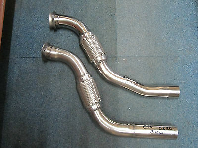BMW E60 525d Stainless Steel Decat Exhaust Downpipe
