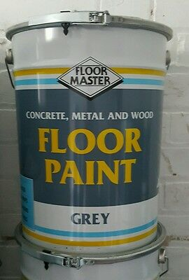 Polyurethane Factory Floor Paint 20L Industrial concrete floor paint