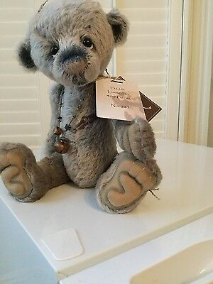 "Charlie bears ""Dibble"" Isabelle Collection"