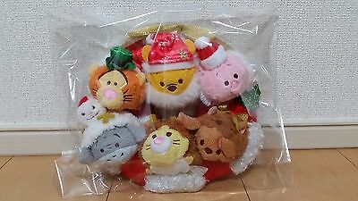 [Disney] official limited TSUM TSUM stuffed / lease Pooh & Friends Japan F/S