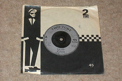 """The Selecter – On My Radio 7""""        1979    TWO TONE / SKA!!"""