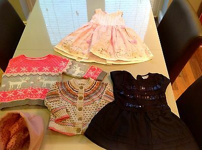Baby girls clothes (12-36 months)