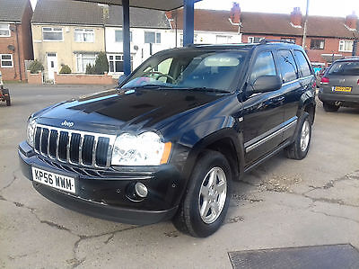 2006,Jeep Grand Cherokee 3.0 CRD auto Limited,97,000 MILES