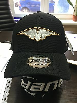 Bauer Hockey Mission New Era RH NLS 39Thirty Fitted Cap Hat