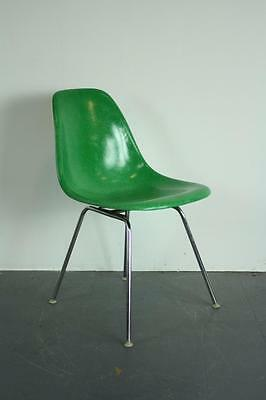All Original Eames Dsx Side Chair Herman Miller H Base Midcentury #1956