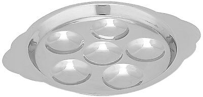 Winco 6-Hole Snail Dish by Winco