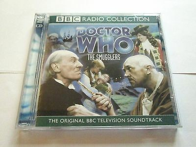 Doctor Who - The Smugglers Cd - Bbc Radio Collection