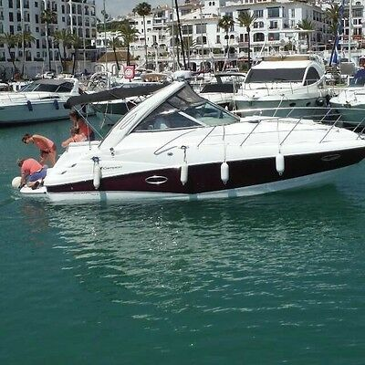 Luxury economical & fast twin diesel, 6 berth, motor cruiser in Spain. May p/ex