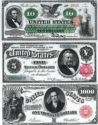 Reproduktion--Americas Dolars Old--Unc