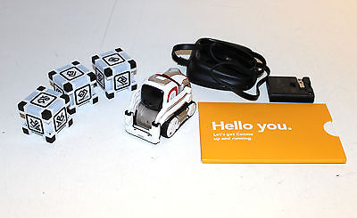 Cozmo Interactive Robot - Used and Complete- Partially Works - See Description