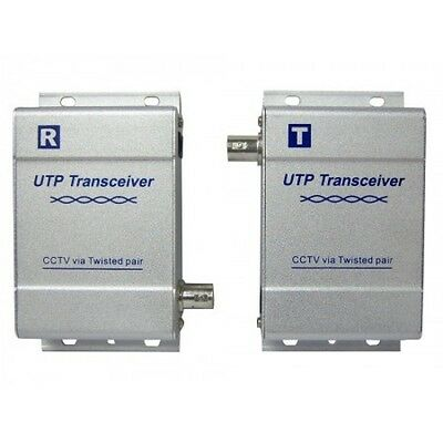 Transmit Video Up To 9000Ft Down Cat5 With Bal601 Active Balun Receiver