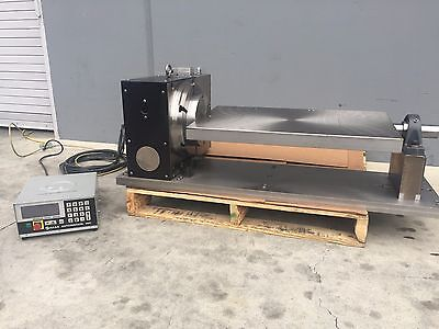 ~Haas~HRT310~Rotary~Table~Trunnion~Table~Indexer~HRT~310~
