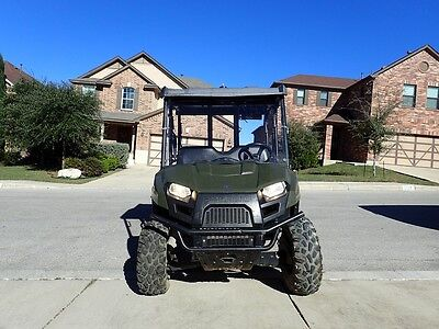 2014 Polaris Ranger Crew 570 4x4 Utility Vehicle