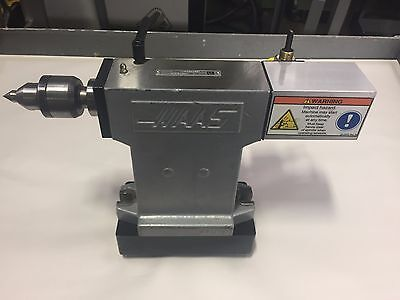 ~Haas~HPTS9~Tailstock~Tail~Stock~Pneumatic~