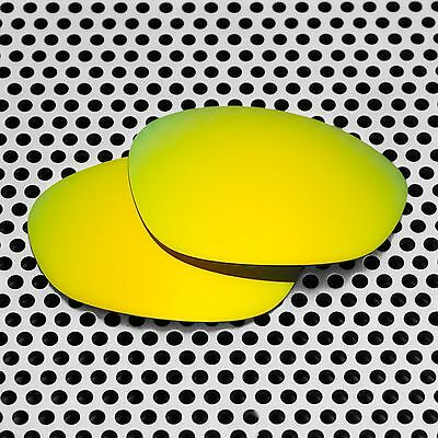 New Volt Polarized Gold Replacement Lenses for Oakley X-Metal XX